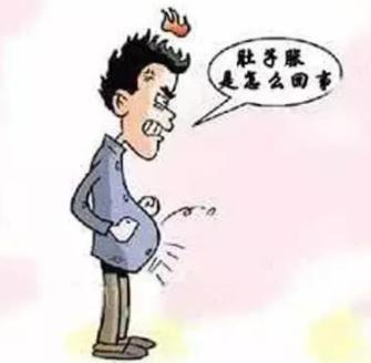 腹胀在福州如何治疗好?